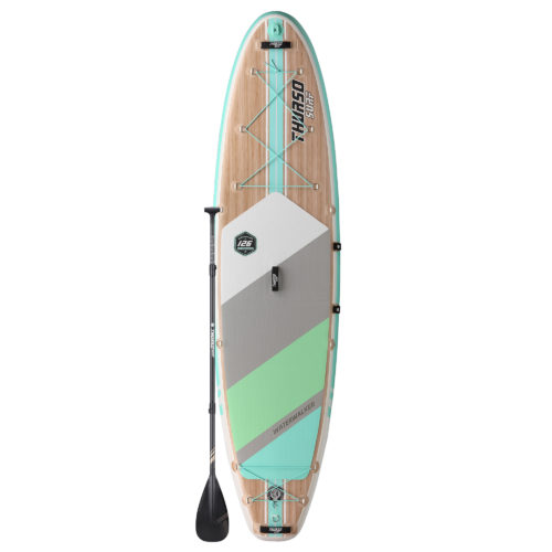 stand up paddle board waterwalker 126 turquoise thurso surf main