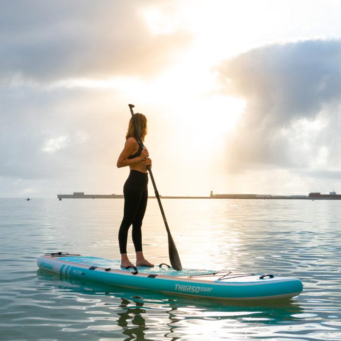 thurso surf tranquility paddle board lifestyle paddling