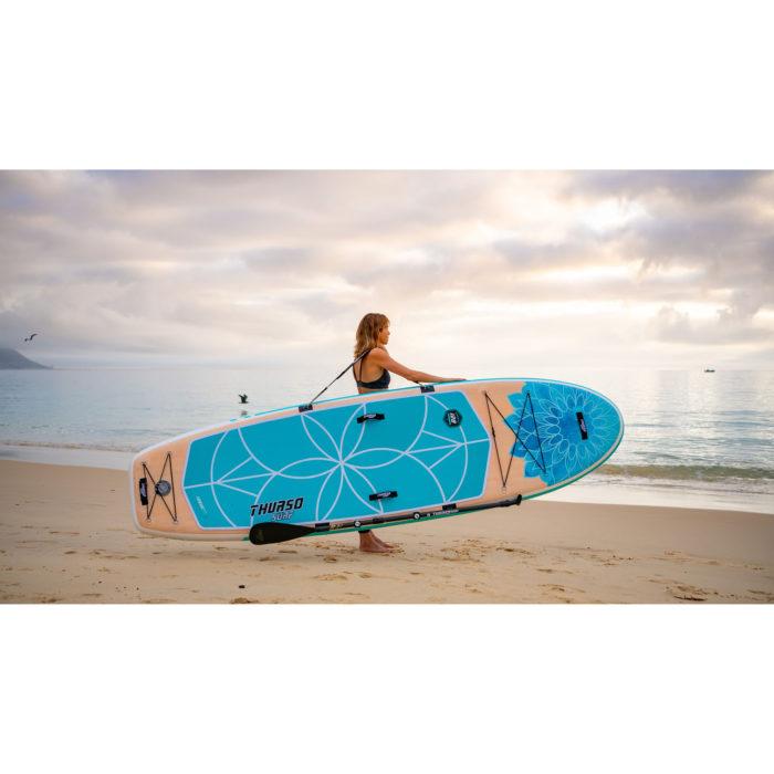 thurso surf tranquility paddle board lifestyle photo
