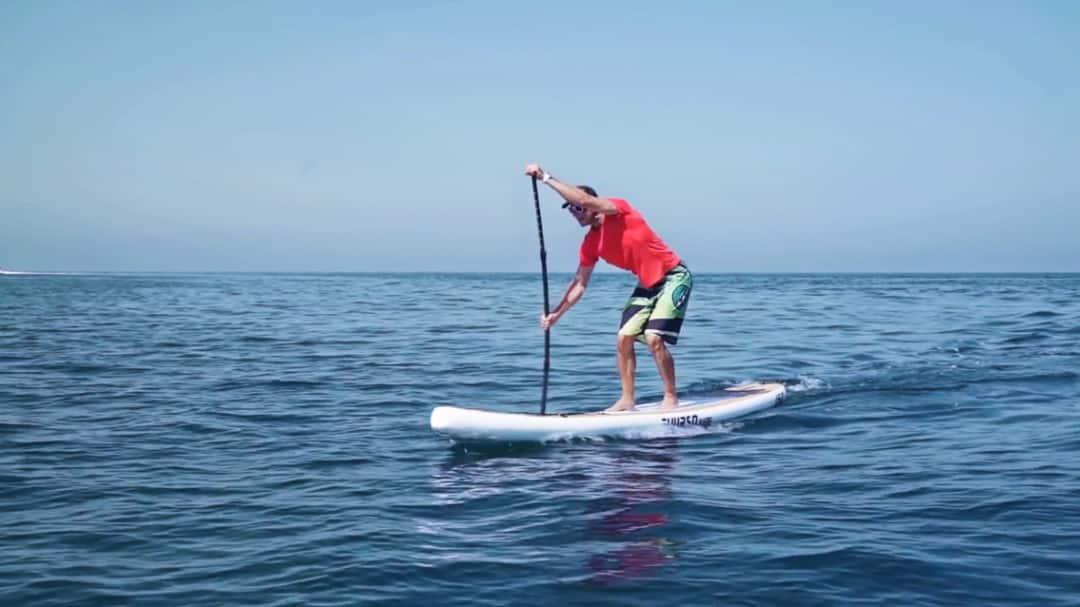 Thurso Surf - Best Paddleboard Stroke