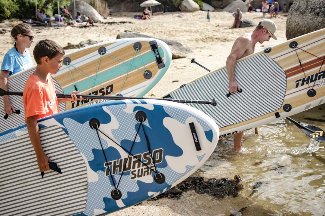 2019 Standup Paddleboard Lineup