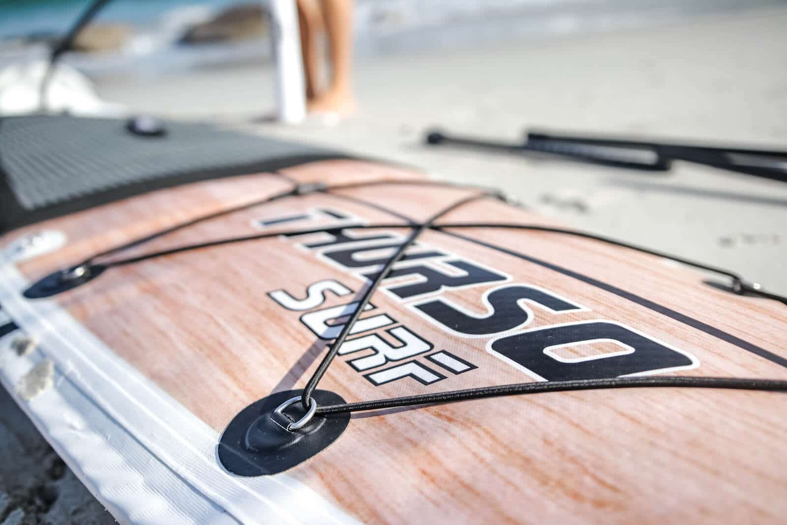 stand up paddle board shape and design comparison header image