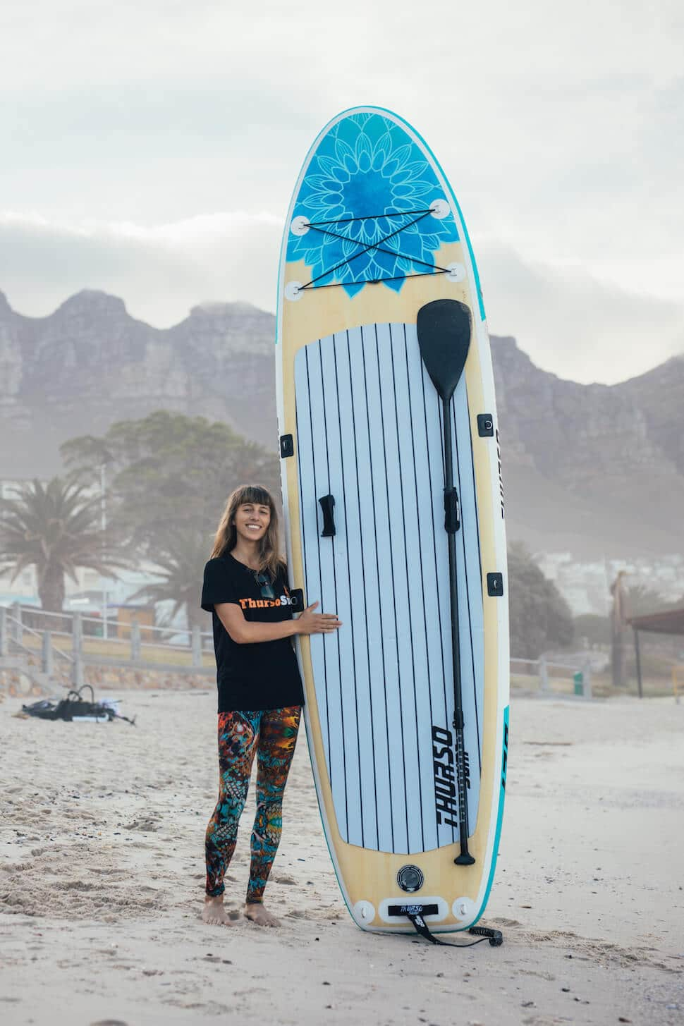 How to Choose the Best SUP Shape for You: Comparing All-Around, Touring, and Yoga Paddle Board Designs
