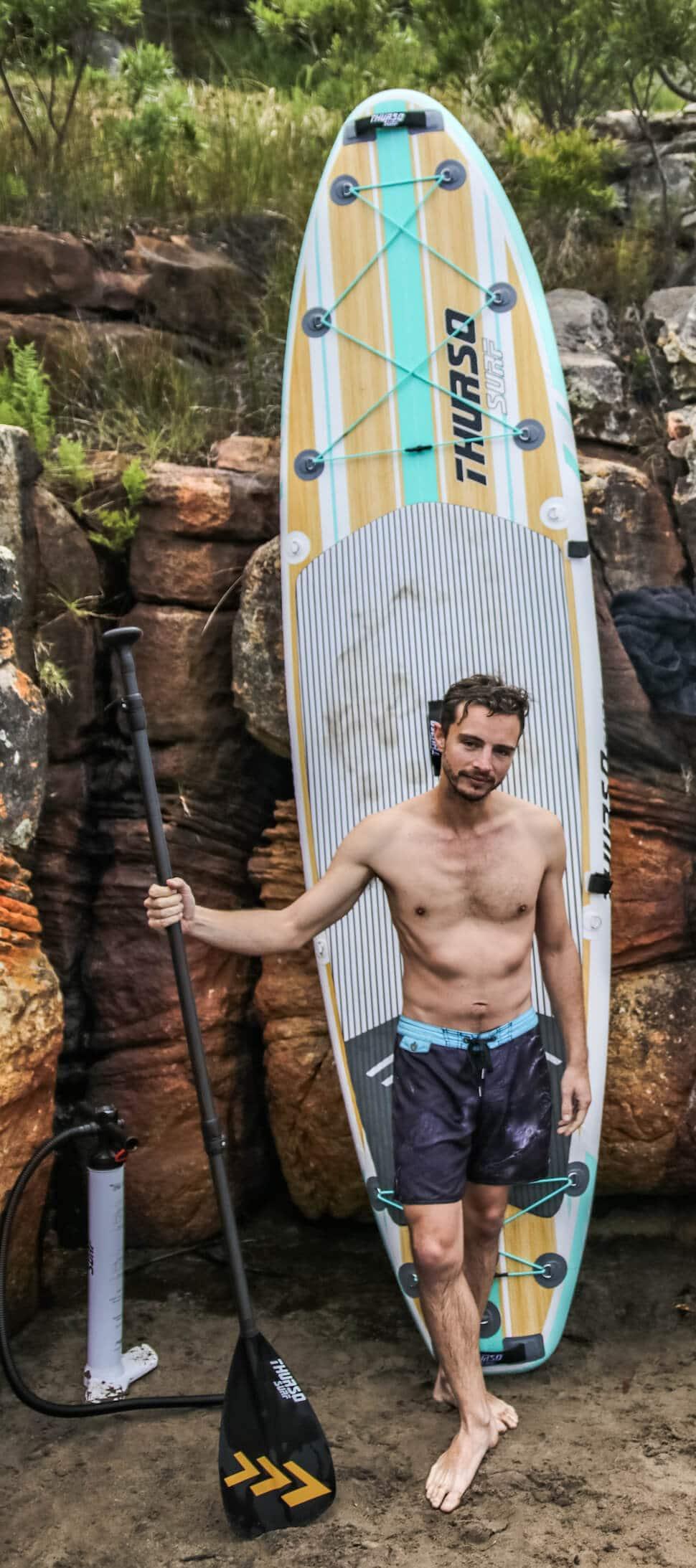 2019 Thurso Surf Waterwalker 126