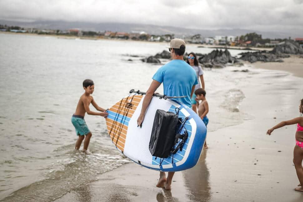 max multi-purpose all-around SUP kids beach walking