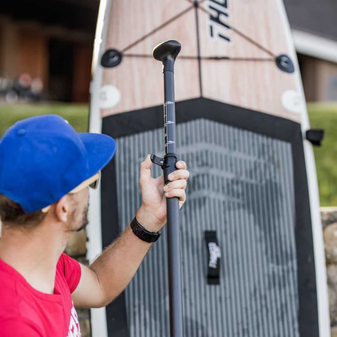 How to Size Your SUP Paddle
