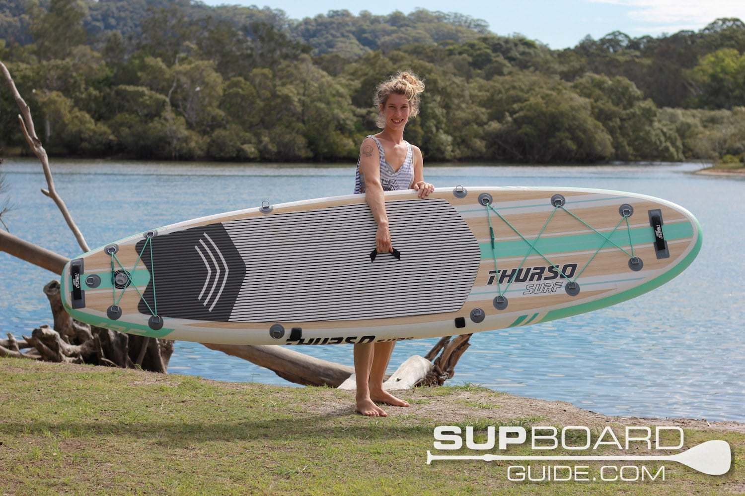 Thurso Surf Waterwalker Awarded Top-Rated All-Around SUP for 2019 by SUPBoardGuide.com