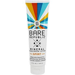 Gift Ideas - Sunscreen for Standup Paddleboarders