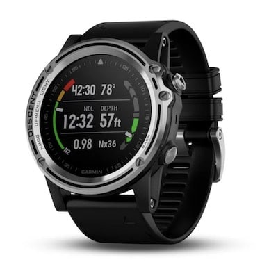 Holiday Gift Guide 2019 - GARMIN Descent Mk1 Watch