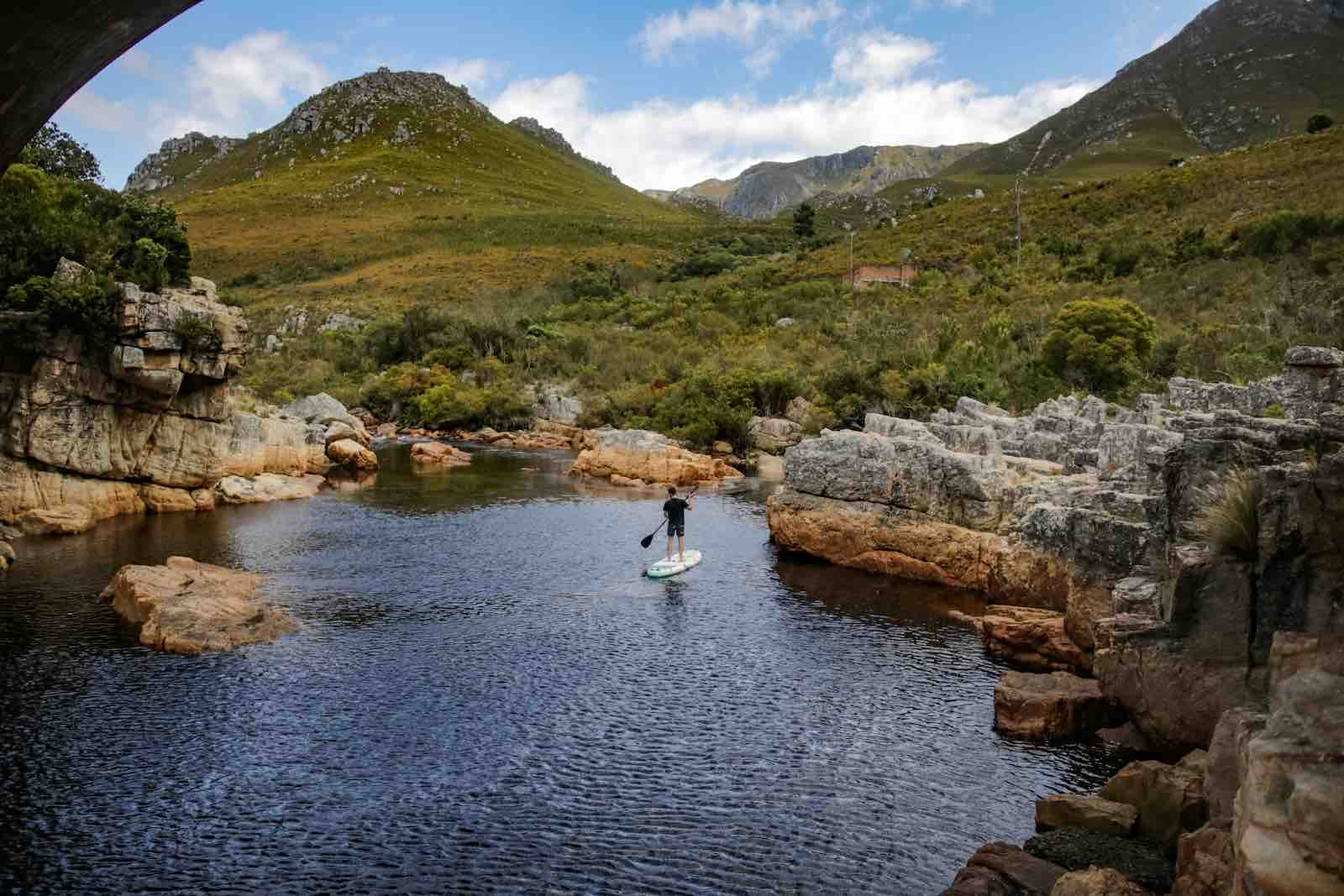 Dream Stand Up Paddleboard Destinations for 2020