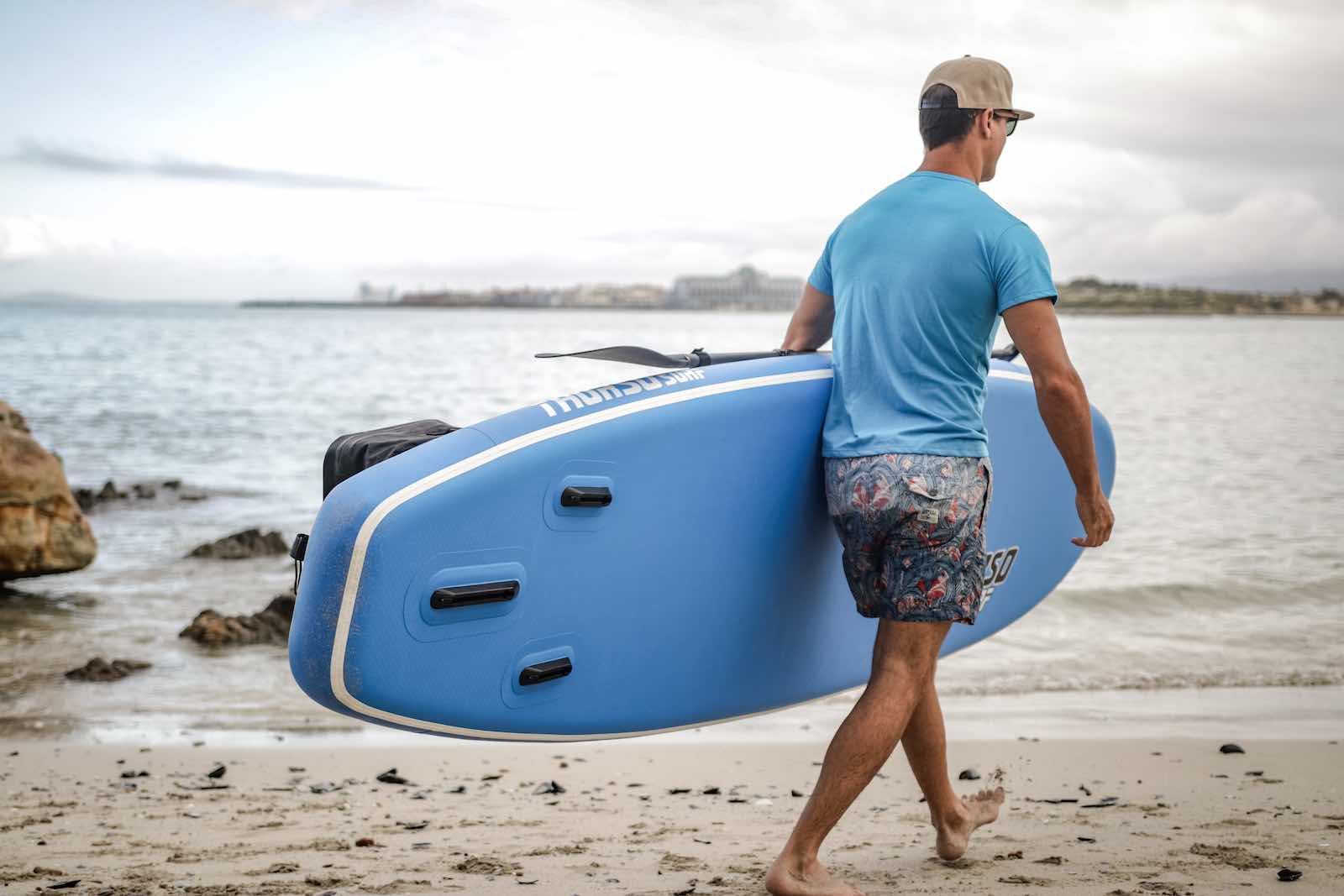 The Best Beach Body Workout That You Can Do on Your SUP