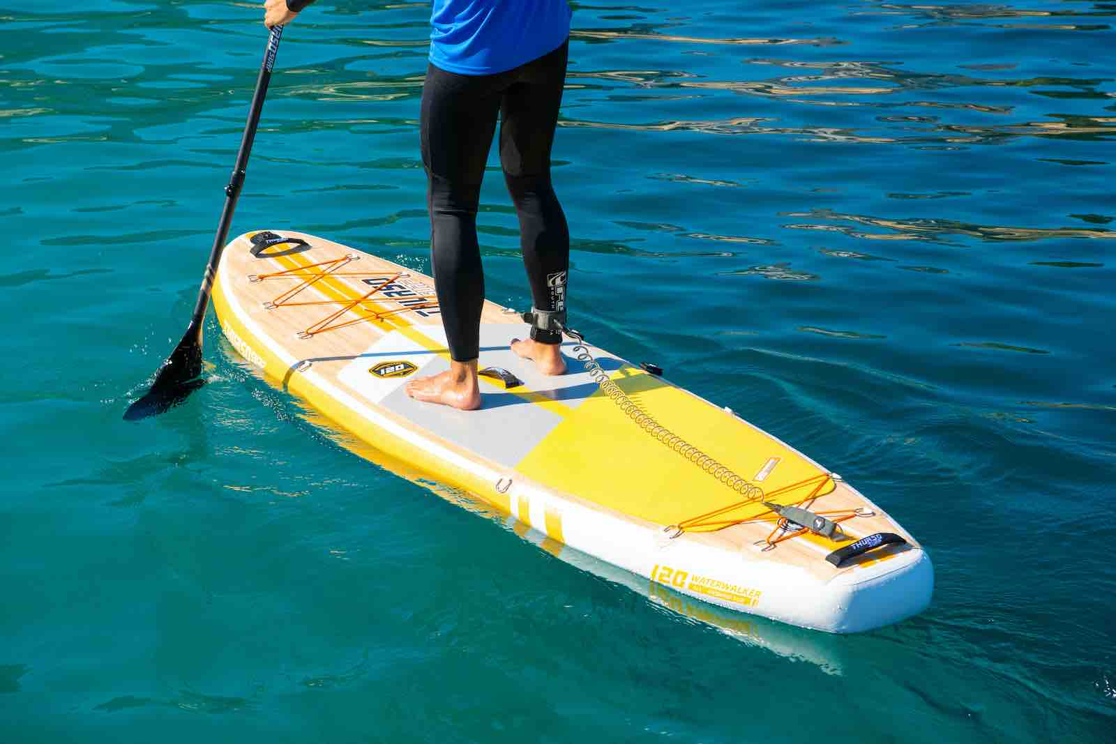 Stand Up Paddle Board Traction Pad – How to Choose the Right One