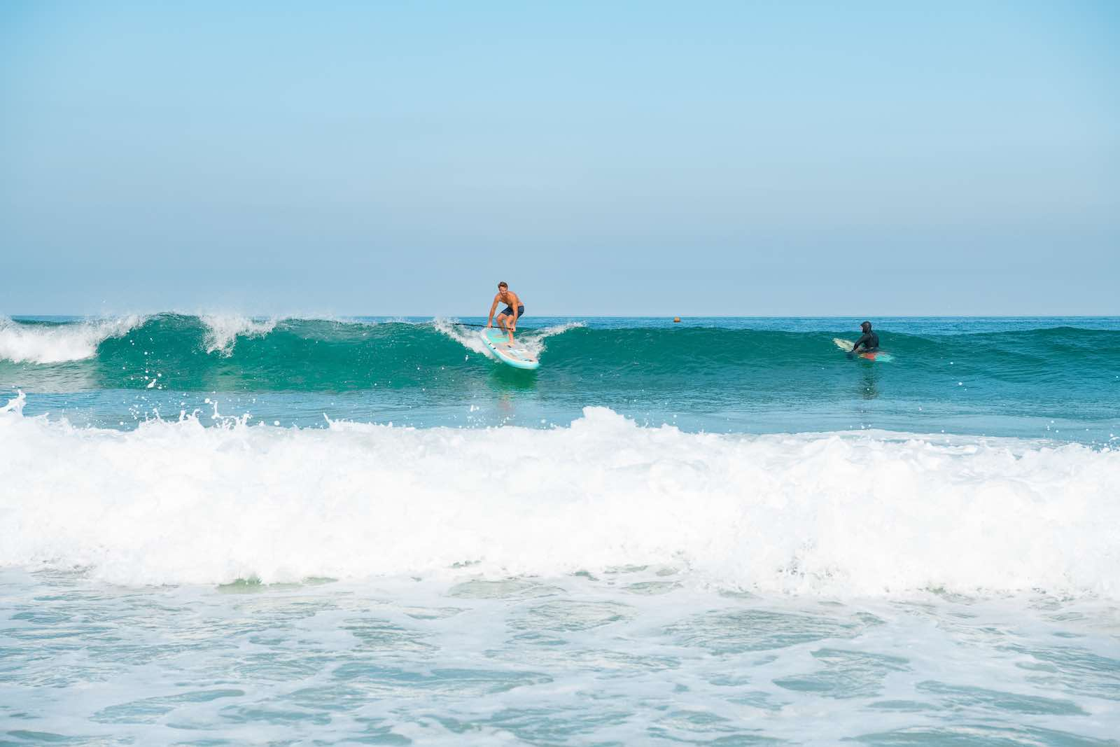 SUP Surfing Safety: 6 Tips for Staying Safe in the Surf