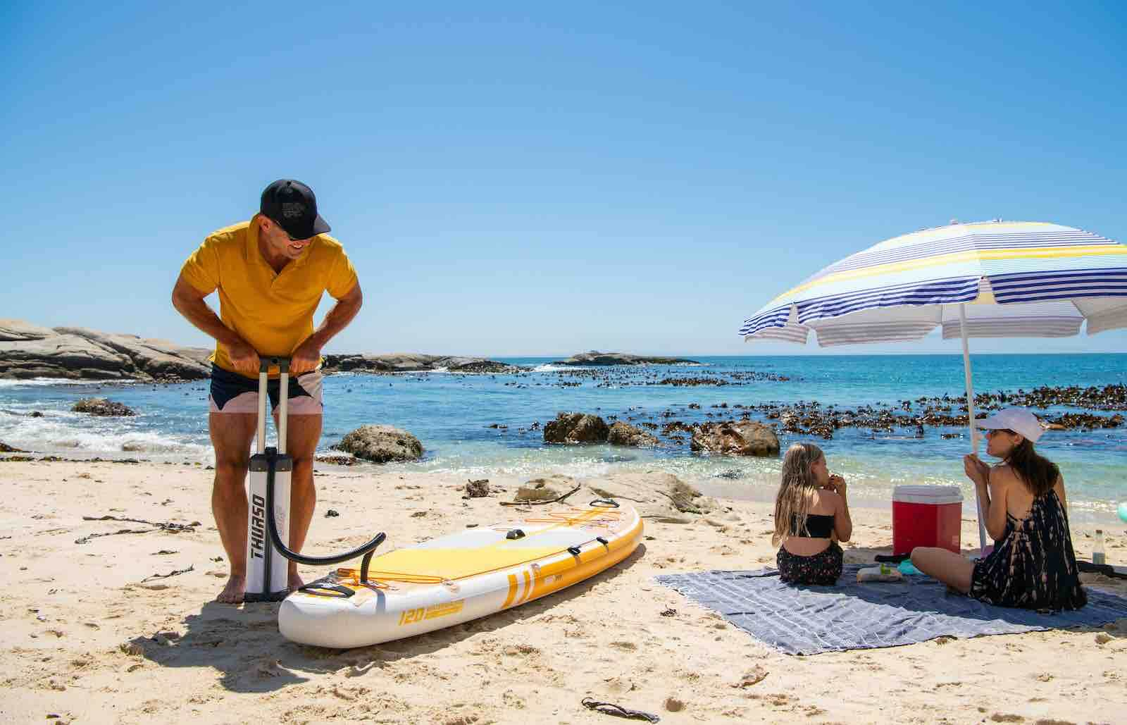 The 3 Types of Stand Up Paddle Boards You Should Know – A Beginner's Guide